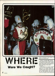 Page 10, 1980 Edition, Arcadia High School - Arcadian Yearbook (Arcadia, CA) online yearbook collection