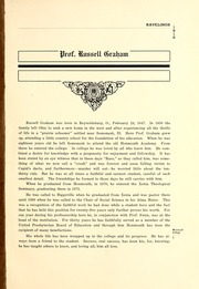 Page 11, 1912 Edition, Monmouth College - Ravelings Yearbook (Monmouth, IL) online yearbook collection