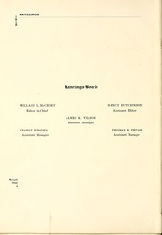 Page 12, 1912 Edition, Monmouth College - Ravelings Yearbook (Monmouth, IL) online yearbook collection