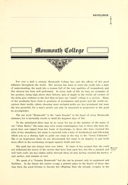 Page 15, 1912 Edition, Monmouth College - Ravelings Yearbook (Monmouth, IL) online yearbook collection