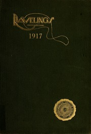 Monmouth College - Ravelings Yearbook (Monmouth, IL) online yearbook collection, 1917 Edition, Page 1