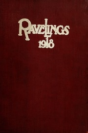 Monmouth College - Ravelings Yearbook (Monmouth, IL) online yearbook collection, 1918 Edition, Page 1