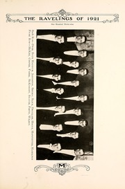 Page 147, 1921 Edition, Monmouth College - Ravelings Yearbook (Monmouth, IL) online yearbook collection