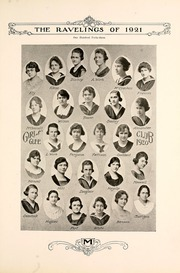 Page 151, 1921 Edition, Monmouth College - Ravelings Yearbook (Monmouth, IL) online yearbook collection