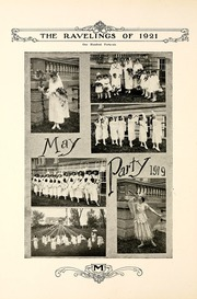Page 154, 1921 Edition, Monmouth College - Ravelings Yearbook (Monmouth, IL) online yearbook collection