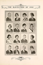 Page 75, 1921 Edition, Monmouth College - Ravelings Yearbook (Monmouth, IL) online yearbook collection