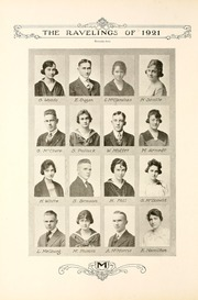 Page 78, 1921 Edition, Monmouth College - Ravelings Yearbook (Monmouth, IL) online yearbook collection