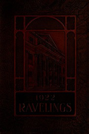 Monmouth College - Ravelings Yearbook (Monmouth, IL) online yearbook collection, 1922 Edition, Page 1