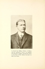 Page 10, 1922 Edition, Monmouth College - Ravelings Yearbook (Monmouth, IL) online yearbook collection