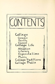 Page 12, 1922 Edition, Monmouth College - Ravelings Yearbook (Monmouth, IL) online yearbook collection