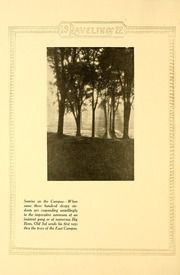 Page 16, 1922 Edition, Monmouth College - Ravelings Yearbook (Monmouth, IL) online yearbook collection