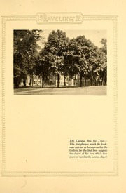 Page 17, 1922 Edition, Monmouth College - Ravelings Yearbook (Monmouth, IL) online yearbook collection