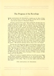 Page 14, 1929 Edition, Monmouth College - Ravelings Yearbook (Monmouth, IL) online yearbook collection