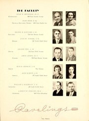 Page 17, 1938 Edition, Monmouth College - Ravelings Yearbook (Monmouth, IL) online yearbook collection