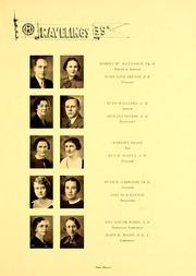 Page 15, 1939 Edition, Monmouth College - Ravelings Yearbook (Monmouth, IL) online yearbook collection