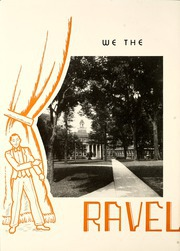 Page 10, 1941 Edition, Monmouth College - Ravelings Yearbook (Monmouth, IL) online yearbook collection
