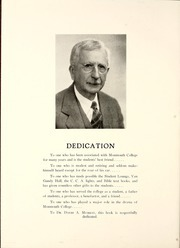 Page 12, 1941 Edition, Monmouth College - Ravelings Yearbook (Monmouth, IL) online yearbook collection