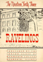 Page 7, 1943 Edition, Monmouth College - Ravelings Yearbook (Monmouth, IL) online yearbook collection