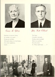 Page 15, 1945 Edition, Monmouth College - Ravelings Yearbook (Monmouth, IL) online yearbook collection