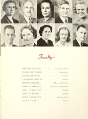 Page 16, 1945 Edition, Monmouth College - Ravelings Yearbook (Monmouth, IL) online yearbook collection