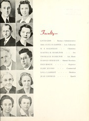Page 17, 1945 Edition, Monmouth College - Ravelings Yearbook (Monmouth, IL) online yearbook collection
