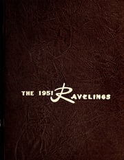 Monmouth College - Ravelings Yearbook (Monmouth, IL) online yearbook collection, 1951 Edition, Page 1