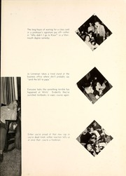Page 11, 1952 Edition, Monmouth College - Ravelings Yearbook (Monmouth, IL) online yearbook collection