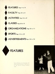Page 8, 1952 Edition, Monmouth College - Ravelings Yearbook (Monmouth, IL) online yearbook collection