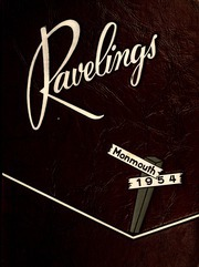 Page 1, 1954 Edition, Monmouth College - Ravelings Yearbook (Monmouth, IL) online yearbook collection