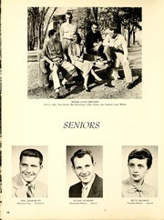 Page 16, 1954 Edition, Monmouth College - Ravelings Yearbook (Monmouth, IL) online yearbook collection