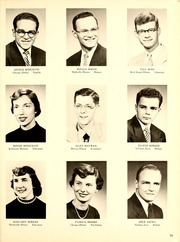 Page 17, 1954 Edition, Monmouth College - Ravelings Yearbook (Monmouth, IL) online yearbook collection