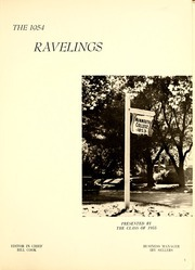 Page 5, 1954 Edition, Monmouth College - Ravelings Yearbook (Monmouth, IL) online yearbook collection