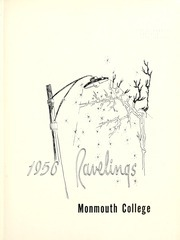 Page 5, 1956 Edition, Monmouth College - Ravelings Yearbook (Monmouth, IL) online yearbook collection