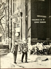 Page 16, 1958 Edition, Monmouth College - Ravelings Yearbook (Monmouth, IL) online yearbook collection