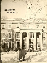 Page 17, 1958 Edition, Monmouth College - Ravelings Yearbook (Monmouth, IL) online yearbook collection