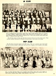 Page 77, 1960 Edition, Monmouth College - Ravelings Yearbook (Monmouth, IL) online yearbook collection
