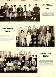 Page 81, 1960 Edition, Monmouth College - Ravelings Yearbook (Monmouth, IL) online yearbook collection