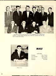 Page 84, 1960 Edition, Monmouth College - Ravelings Yearbook (Monmouth, IL) online yearbook collection