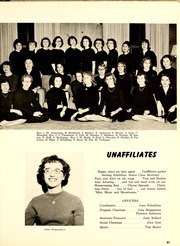 Page 85, 1960 Edition, Monmouth College - Ravelings Yearbook (Monmouth, IL) online yearbook collection
