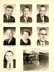 Page 13, 1962 Edition, Monmouth College - Ravelings Yearbook (Monmouth, IL) online yearbook collection