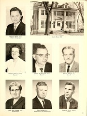Page 15, 1962 Edition, Monmouth College - Ravelings Yearbook (Monmouth, IL) online yearbook collection