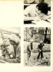 Page 12, 1973 Edition, Monmouth College - Ravelings Yearbook (Monmouth, IL) online yearbook collection
