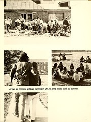 Page 13, 1973 Edition, Monmouth College - Ravelings Yearbook (Monmouth, IL) online yearbook collection