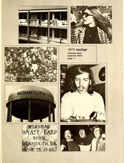 Page 5, 1973 Edition, Monmouth College - Ravelings Yearbook (Monmouth, IL) online yearbook collection