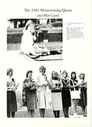 Page 10, 1986 Edition, Monmouth College - Ravelings Yearbook (Monmouth, IL) online yearbook collection