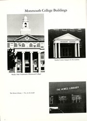 Page 6, 1986 Edition, Monmouth College - Ravelings Yearbook (Monmouth, IL) online yearbook collection
