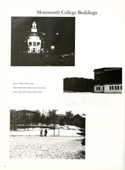 Page 8, 1986 Edition, Monmouth College - Ravelings Yearbook (Monmouth, IL) online yearbook collection