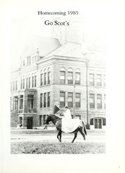 Page 9, 1986 Edition, Monmouth College - Ravelings Yearbook (Monmouth, IL) online yearbook collection