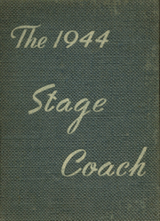 Central High School - Pemican Yearbook (High Point, NC) online yearbook collection, 1944 Edition, Page 1