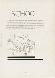 Page 17, 1947 Edition, Central High School - Pemican Yearbook (High Point, NC) online yearbook collection